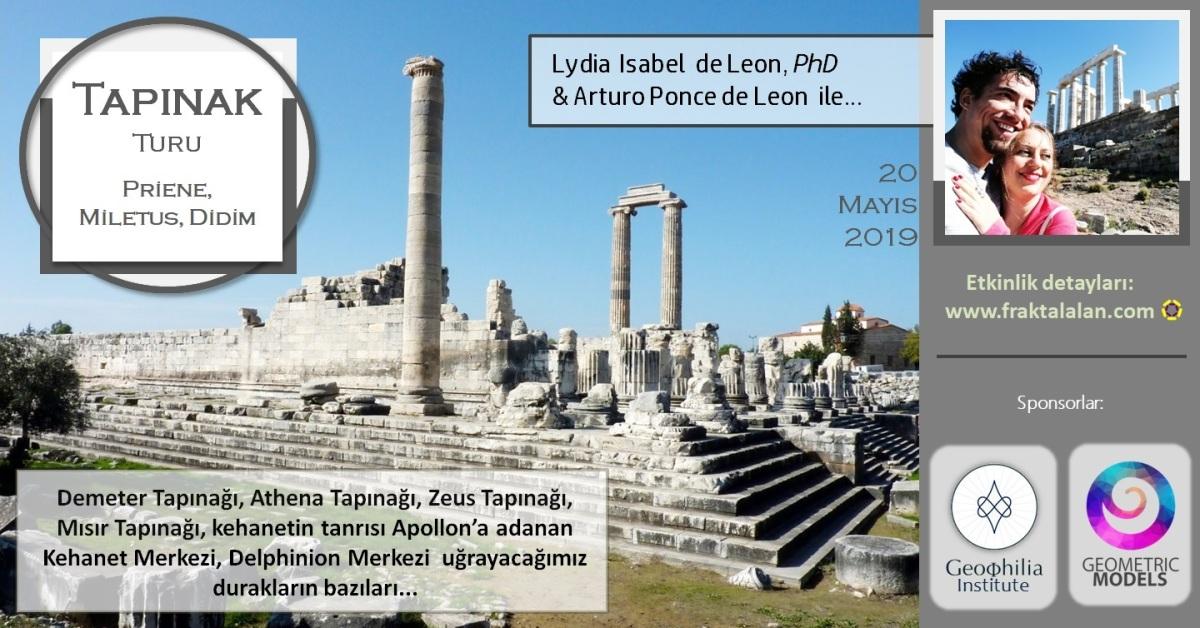 2019 Tapınak Turu - Priene, Milet, Didim